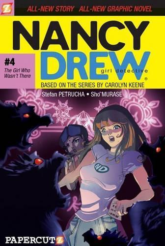 Nancy Drew #4: The Girl Who Wasn't There (Hardback)