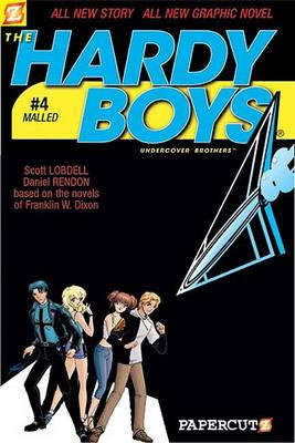 Hardy Boys #4: Malled, The (Paperback)