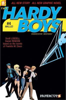 Hardy Boys #4: Malled, The (Hardback)