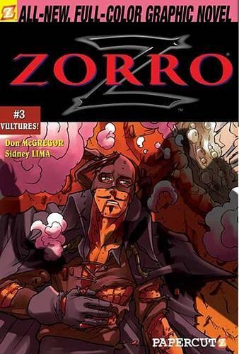 Zorro #3: Vultures (Paperback)