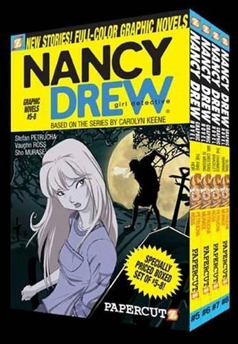 Nancy Drew Boxed Set: Vol #5 - 8 (Paperback)