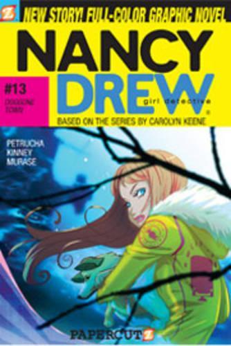 Nancy Drew: Nancy Drew 13 Doggone Town v. 13 (Paperback)
