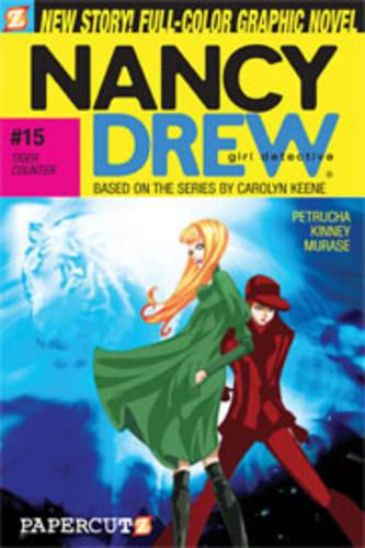 Nancy Drew: Nancy Drew 15 Tiger Counter v. 15 (Paperback)