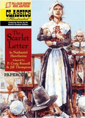 Scarlet Letter, The (6): Classics Illustrated (Hardback)