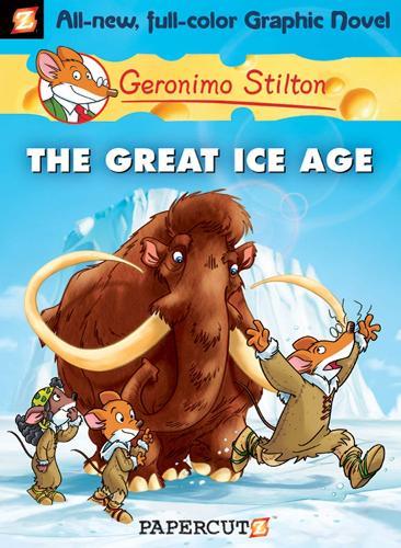 Geronimo Stilton 5: The Great Ice Age - Geronimo Stilton (Hardback)