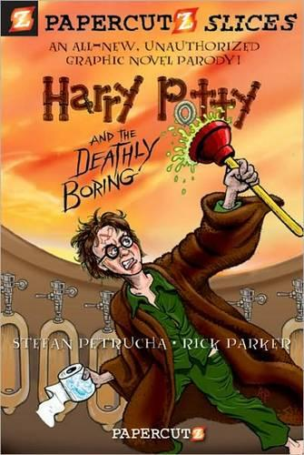Harry Potty and the Deathly Boring #1 (Paperback)