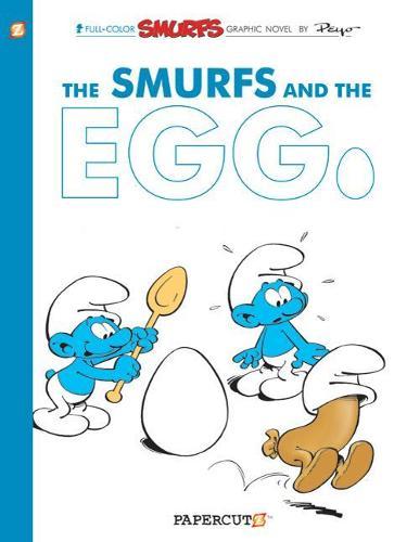 Smurfs #5: The Smurfs and the Egg, The (Hardback)