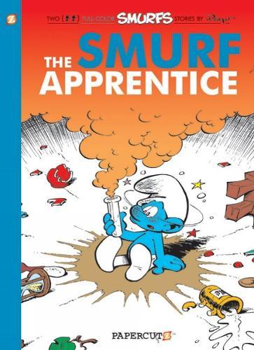 Smurfs #8: The Smurf Apprentice, The (Hardback)
