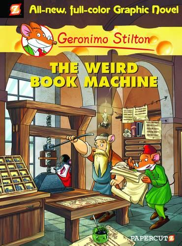Geronimo Stilton 9: Weird Book Machine - Geronimo Stilton (Hardback)