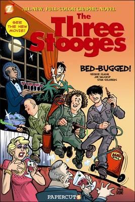 The Bed-Bugged!: Three Stooges #1 (Hardback)