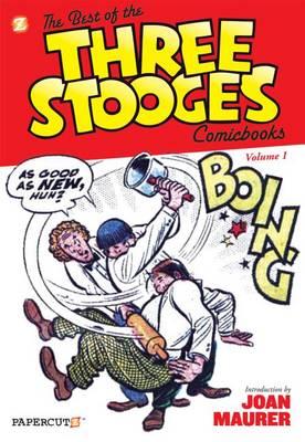 The Best of the Three Stooges #1 (Hardback)