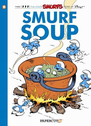 Smurfs #13: Smurf Soup, The (Hardback)