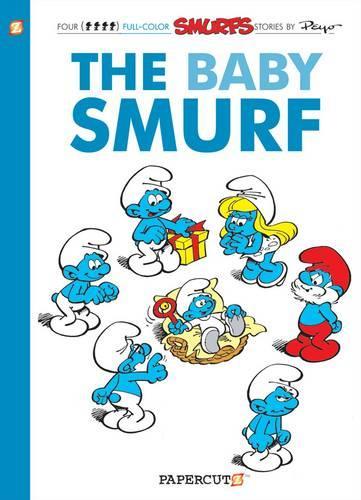 Smurfs #14: The Baby Smurf, The (Paperback)