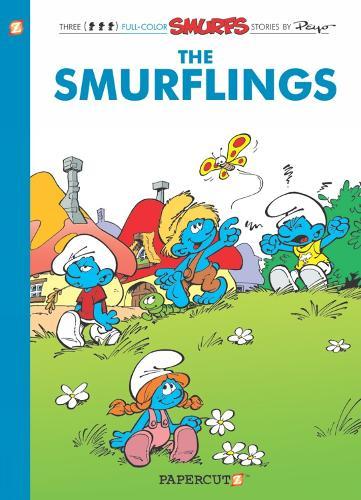 Smurfs #15: The Smurflings, The (Hardback)