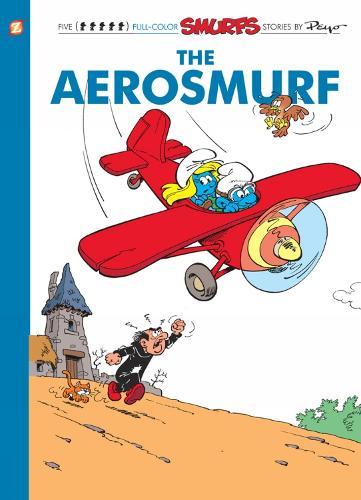 Smurfs #16: The Aerosmurf, The (Paperback)
