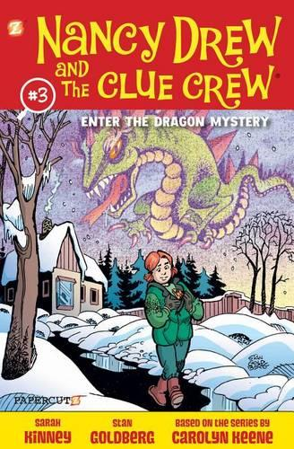 Nancy Drew and the Clue Crew #3: Enter the Dragon Mystery (Hardback)