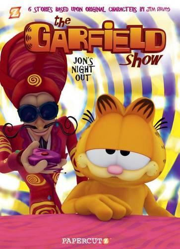 Garfield Show #2: Jon's Night Out, The (Hardback)