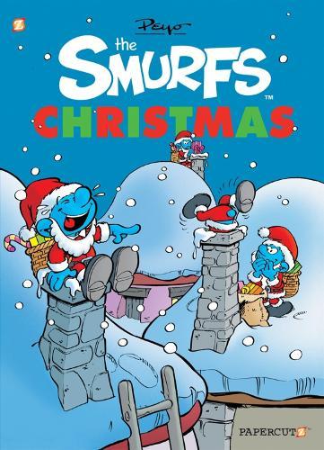 Smurfs Christmas, The (Hardback)