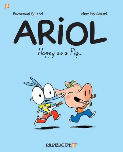 Ariol #3: Happy as a Pig... (Paperback)