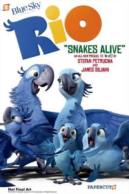 Snakes Alive!: Rio 1 (Paperback)