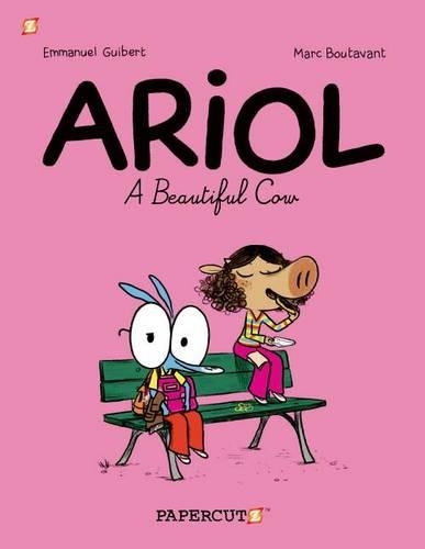 Ariol #4: A Beautiful Cow (Paperback)