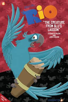 Rio No. 2: The Creature from Blu's Lagoon (Paperback)