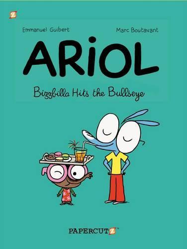 Ariol #5: Bizzbilla Hits the Bullseye (Paperback)