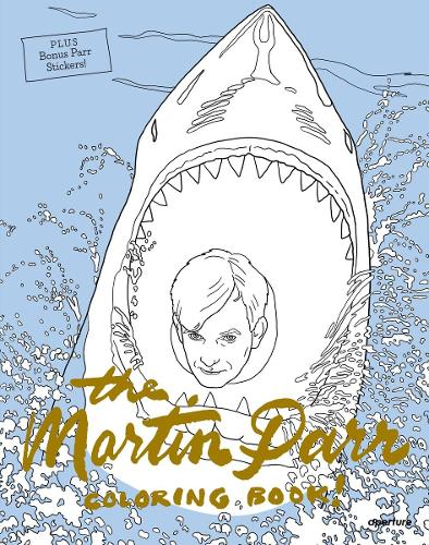 The Martin Parr Coloring Book Paperback