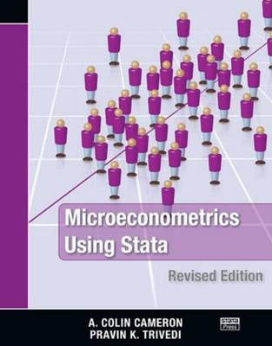 Microeconometrics Using Stata: Revised Edition (Paperback)