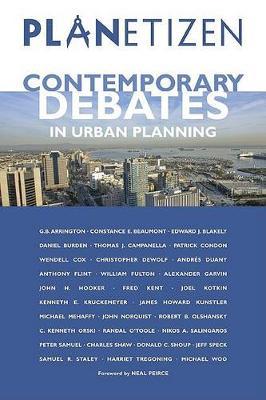 Planetizen's Contemporary Debates in Urban Planning (Hardback)