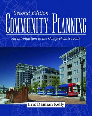 Community Planning: An Introduction To The Comprehensive Plan (Hardback)