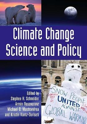 Climate Change Science and Policy (Paperback)