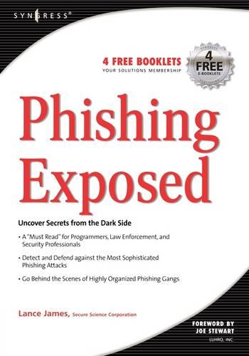 Phishing Exposed (Paperback)