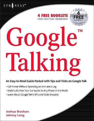 Google Talking (Paperback)