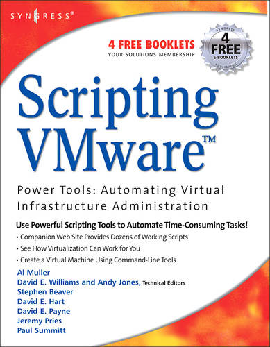 Scripting VMware Power Tools: Automating Virtual Infrastructure Administration (Paperback)