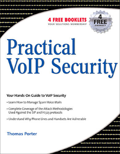 Practical VoIP Security (Paperback)
