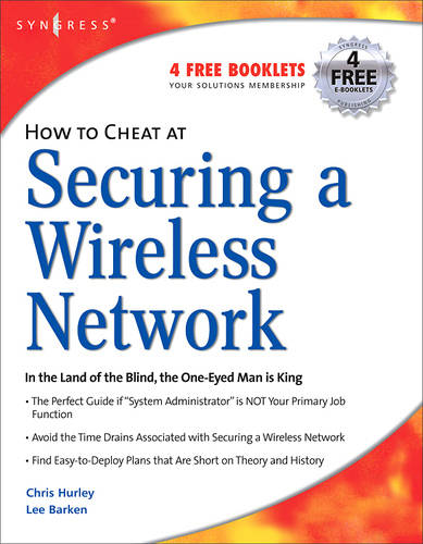 How to Cheat at Securing a Wireless Network - How to Cheat (Paperback)