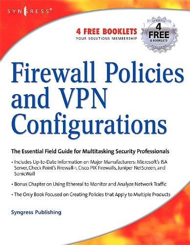 Firewall Policies and VPN Configurations (Paperback)