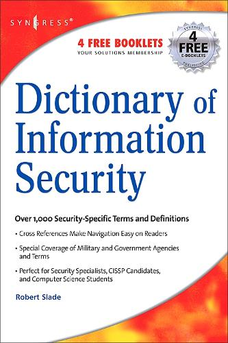 Dictionary of Information Security (Paperback)