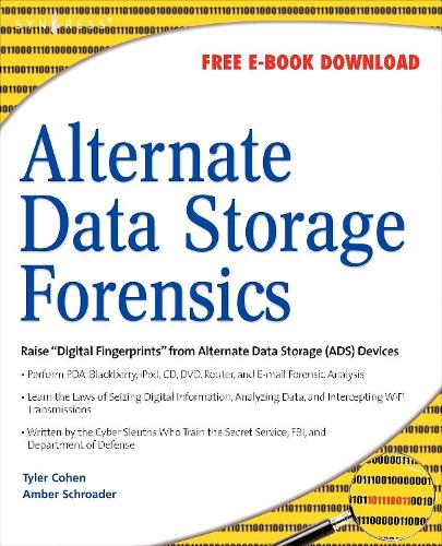 Alternate Data Storage Forensics (Paperback)