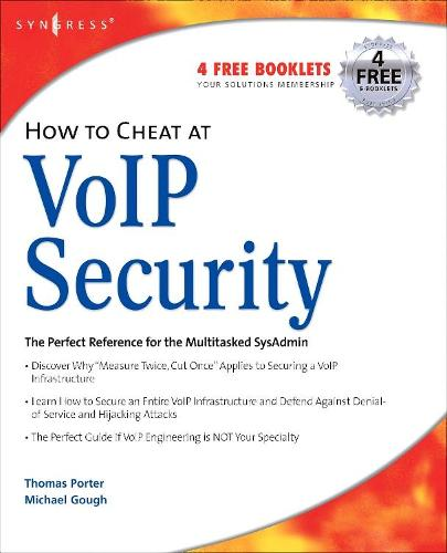 How to Cheat at VoIP Security - How to Cheat (Paperback)