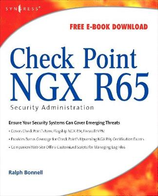 Check Point NGX R65 Security Administration (Paperback)