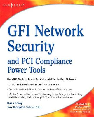 GFI Network Security and PCI Compliance Power Tools (Paperback)