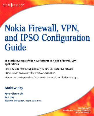Nokia Firewall, VPN, and IPSO Configuration Guide (Paperback)