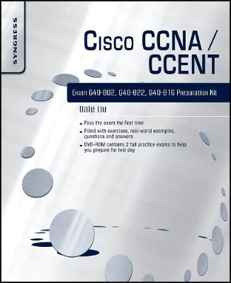 Cisco CCNA/CCENT Exam 640-802, 640-822, 640-816 Preparation Kit (Paperback)