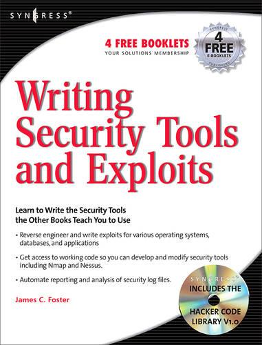 Writing Security Tools and Exploits (Paperback)