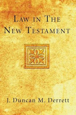 Law in the New Testament (Paperback)
