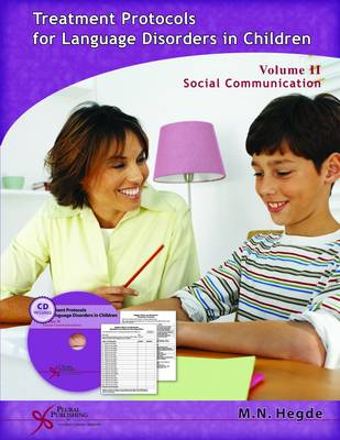 Treatment Protocols for Language Disorders in Children: Social Communication Volume 2