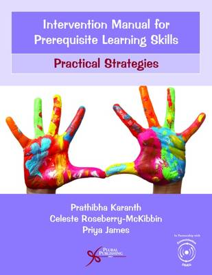 Intervention Manual for Prerequisite Learning Skills: Practical Strategies (Paperback)