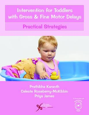 Intervention for Toddlers with Gross and Fine Motor Delays: Practical Strategies (Paperback)